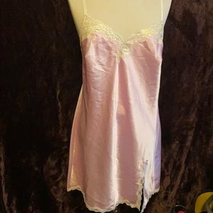 Victoria secret pink night gown